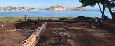 scavo Elba - Università di Siena