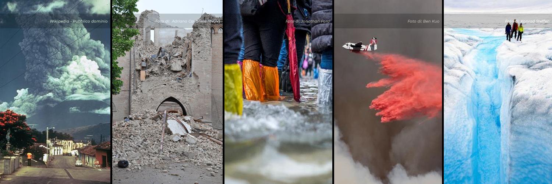 Foto Catastrofi naturali e cambiamenti climatici