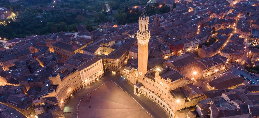 Università di Siena - Bright 2021